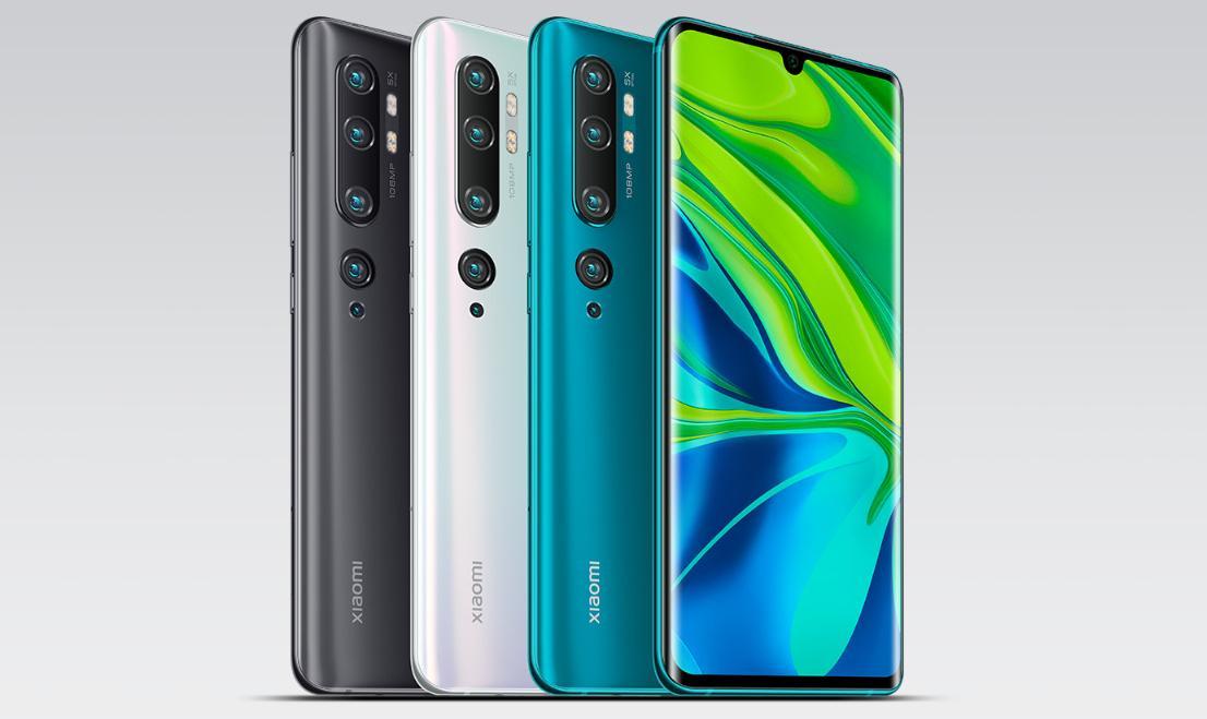 Народний камерофон Xiaomi Mi CC9 Pro представлений офіційно / фото Xiaomi