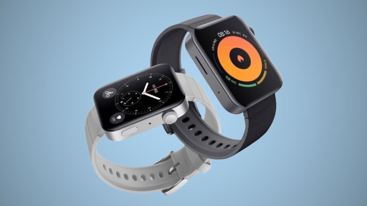 Xiaomi показала новые смарт-часы Mi Watch / wareable.com
