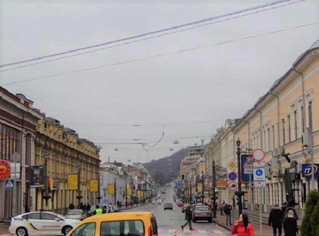 На пешеходной улице Сагайдачного открыли движение для автомобилей / фото instagram.com/architecturephd/