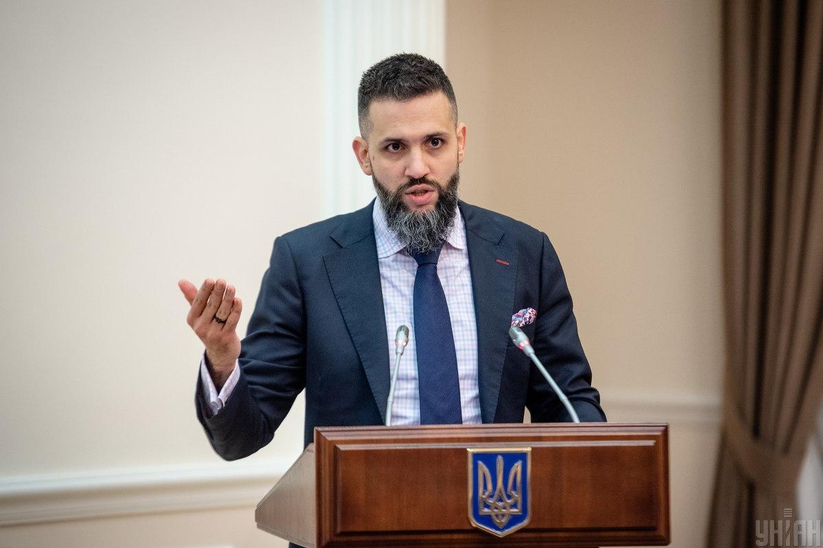 Нефедов рассказал о концепции создания нового герба таможни / фото УНИАН