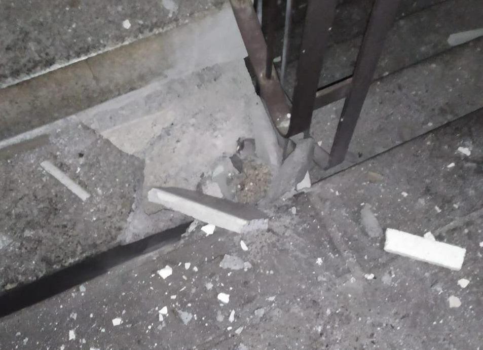 На время совершения преступления мужчина находился в состоянии алкогольного опьянения / полиция Львовщины