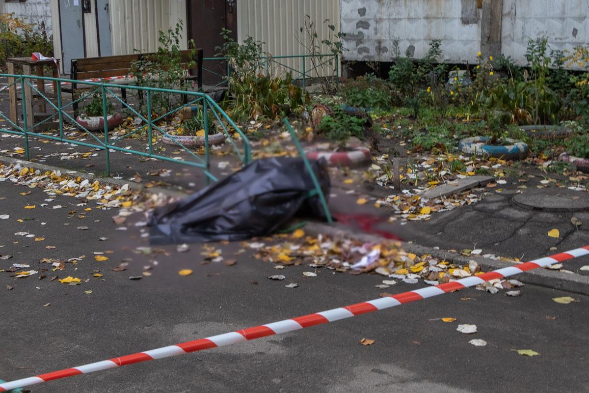 Женщина погибла 7 ноября / Информатор