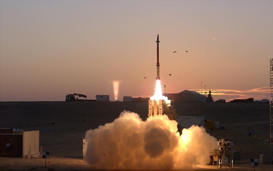 """Росія захопила іраїльські ракети """"Праща Давида"""" / Flickr/defensedesk"""