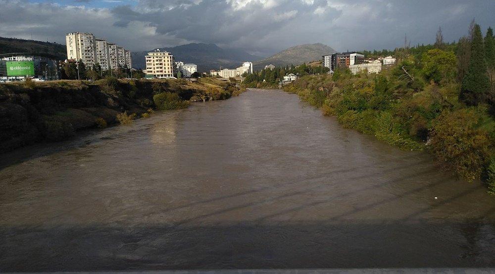Черногория пострадала от наводнения / twitter.com/cafemontenegro