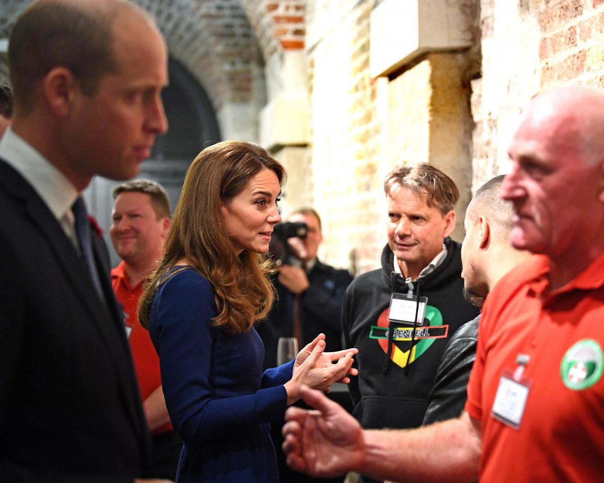 Герцоги Кембриджские / фото REUTERS