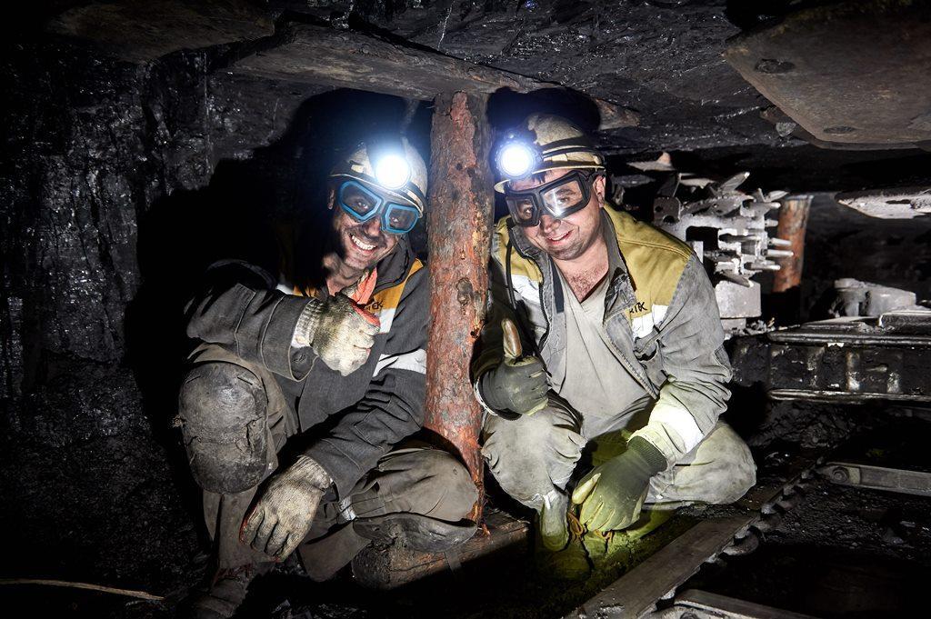 Шахтарі ДТЕК видобули понад 18 мільйонів тонн вугілля / фото ДТЭК