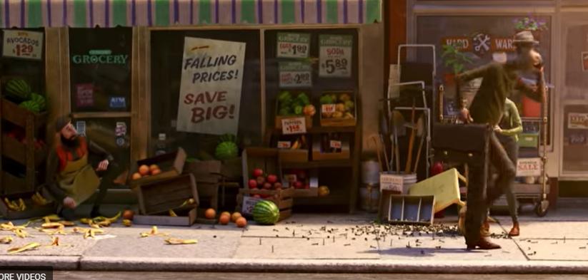 Прем'єра мультфільму призначена на 18 червня 2020 року / скріншот