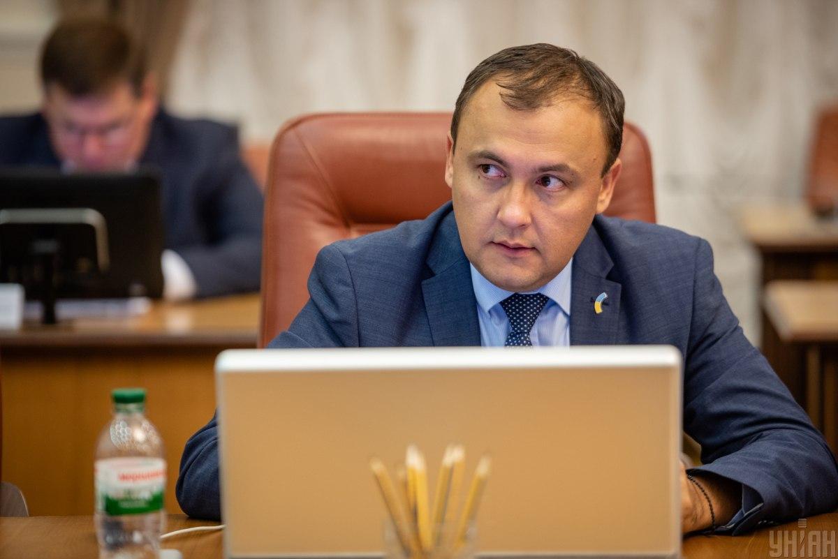 Заместитель министра иностранных дел Украины Василий Боднар / фото УНИАН