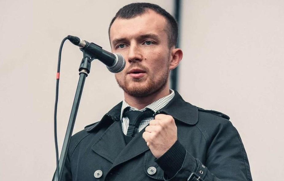 Активист сообщил, что на него напали \ Фейсбук Александр Леменов