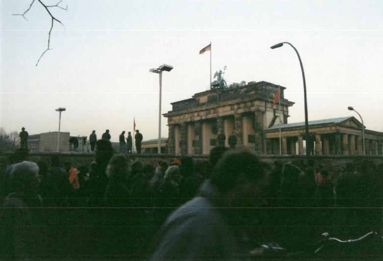 Восточные немцы до сих пор не чувствуют себя полностью интегрированными с Западом / Flickr/Gavin Stewart
