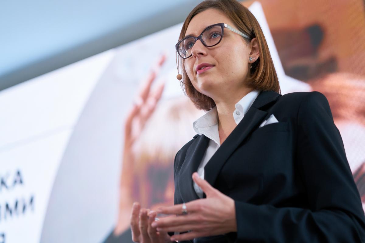 Анна Новосад хочет уйти с должности / mon.gov.ua