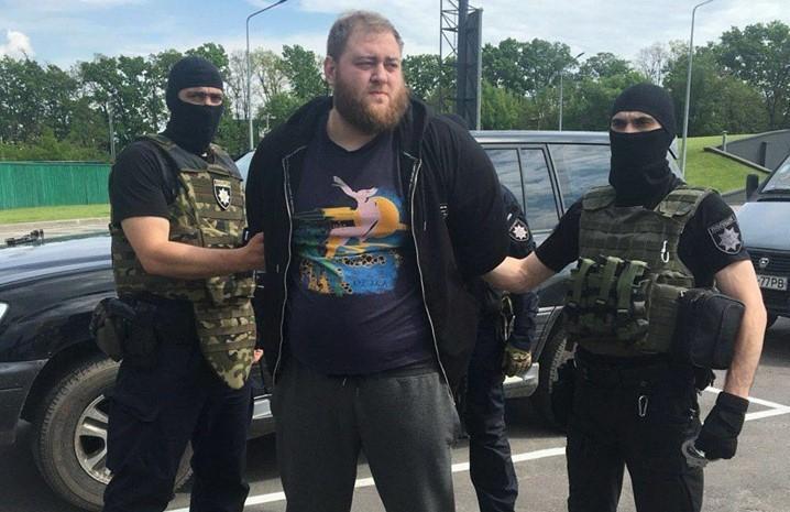 Обвинувальний акт відносно нього скеровано до Дарницького райсуду Києва / Аброськін/Facebook