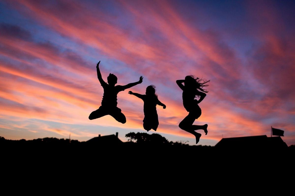 Как стать счастливым: 2 простых шага / фото pixabay.com