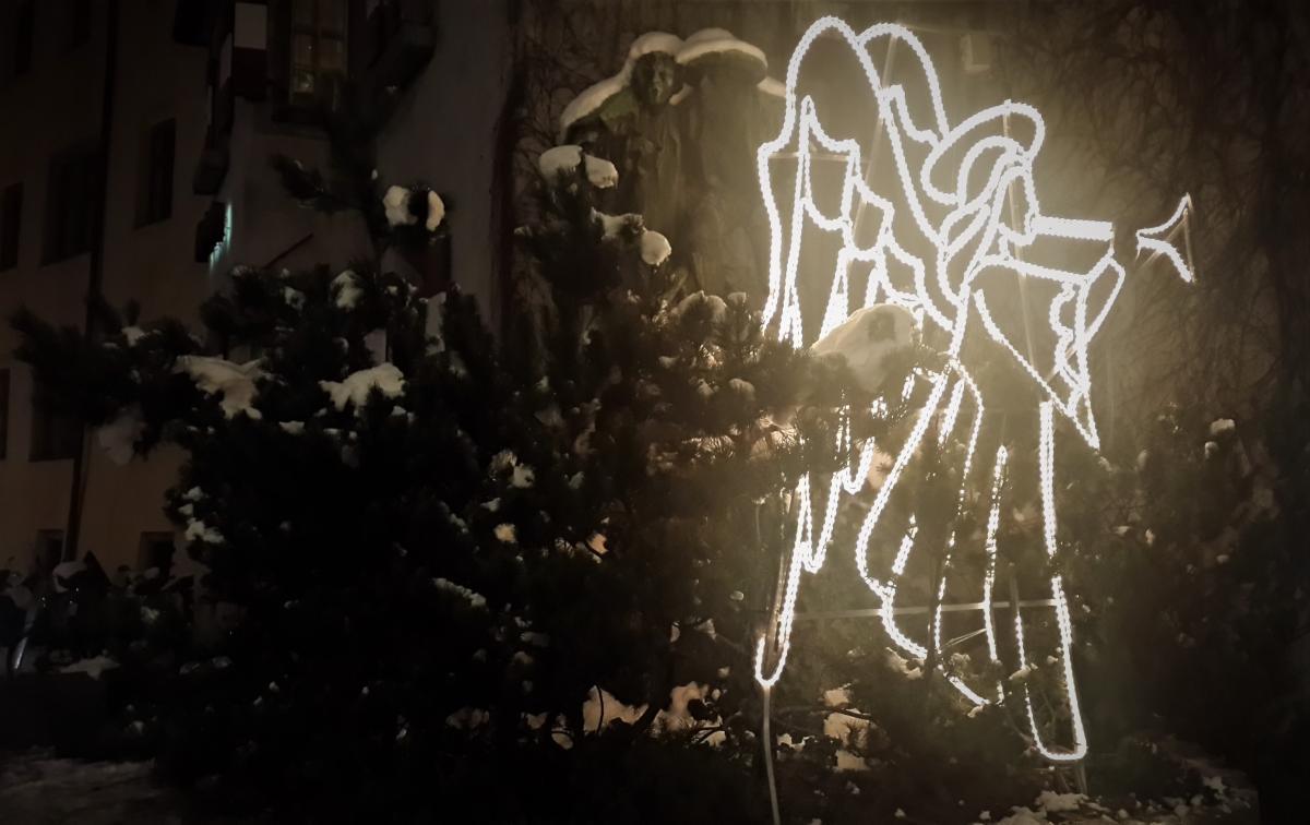 Дух Рождества повсюду / Фото Марина Григоренко