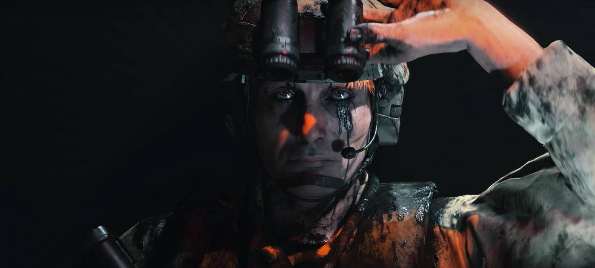 Мадс Міккельсен в Death Standing / Скріншот