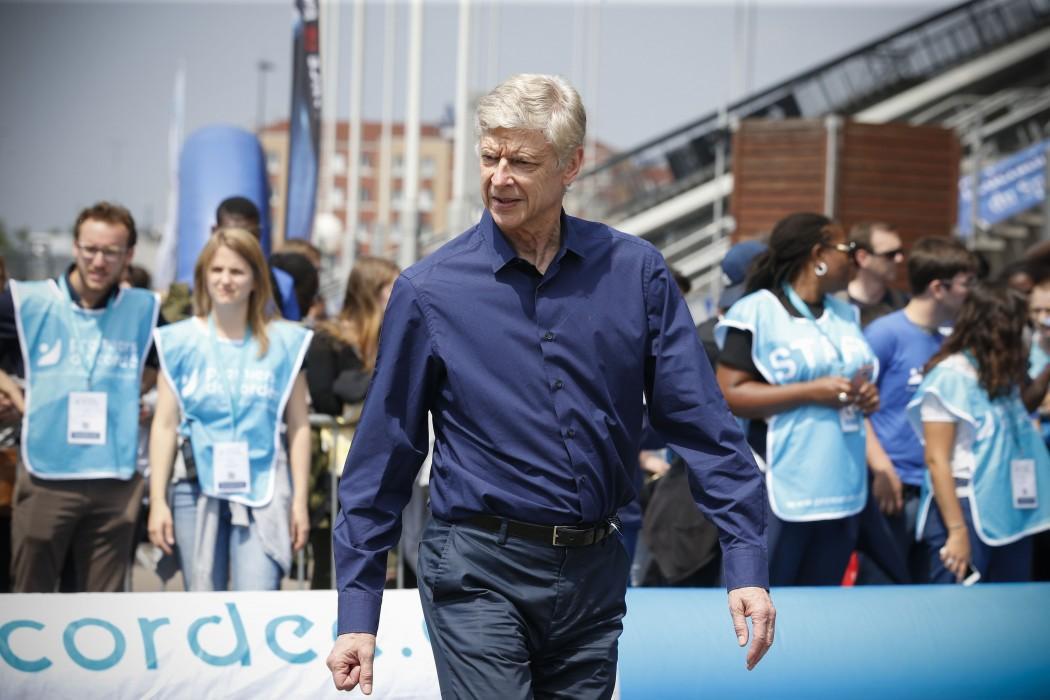 Венгер багато років тренував Арсенал / фото: Sky Sports
