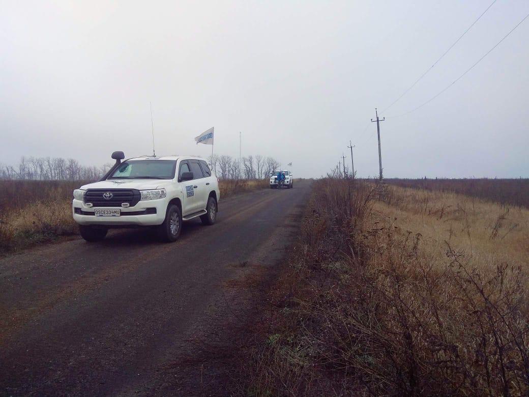 Наблюдатели прибыли в район Петровского в 11.00 утра / facebook.com/pressjfo.news