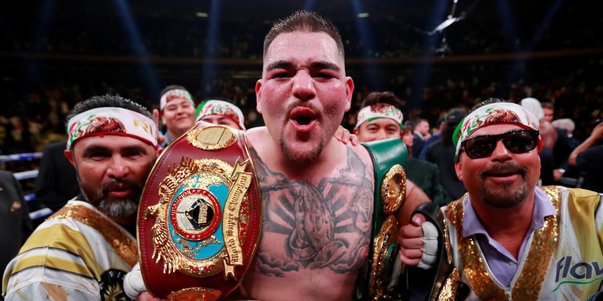 Руис-младший проведет следующий бой против Джошуа / фото: BoxingScene