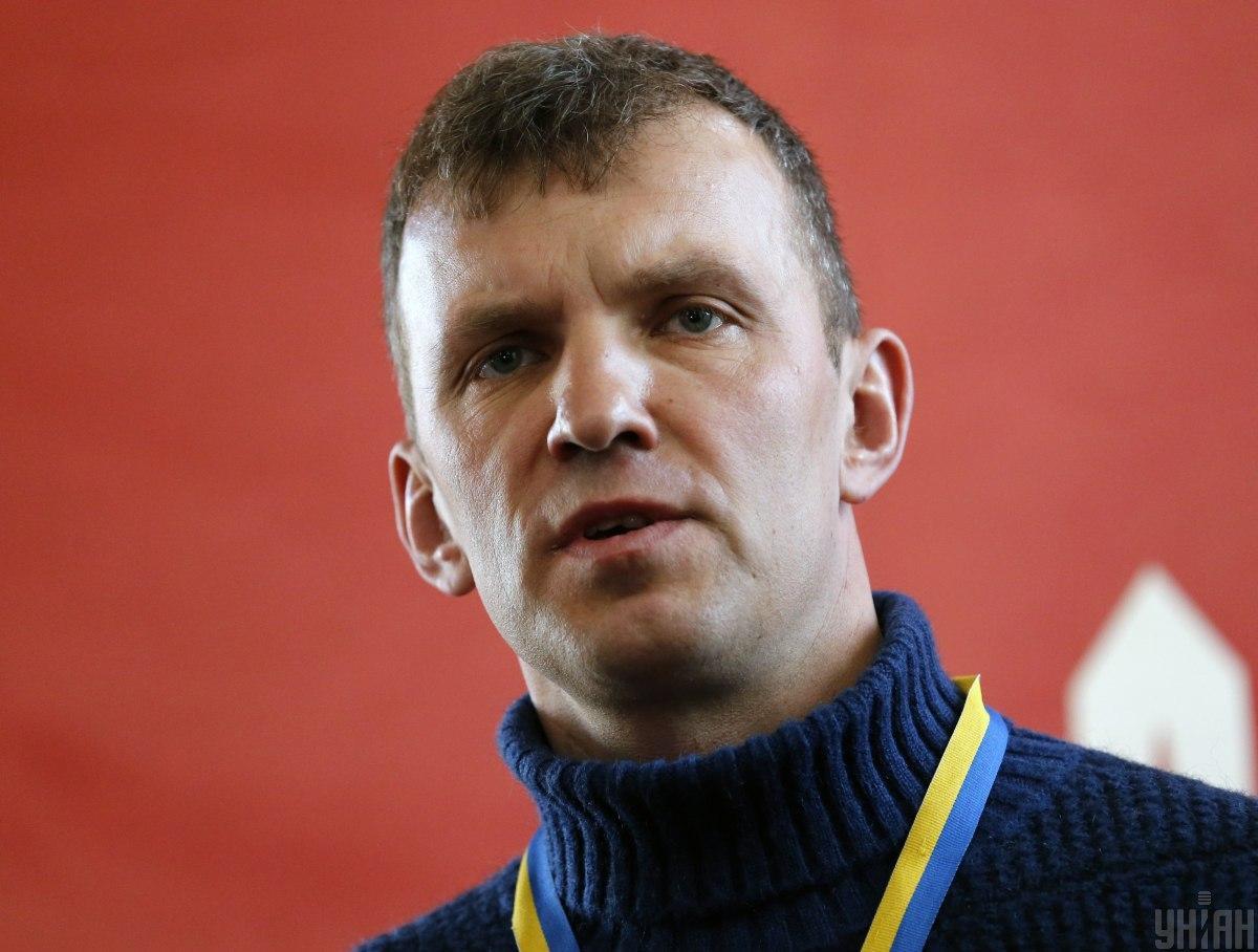 Игорь Мазур вернулся в Украину / фото УНИАН