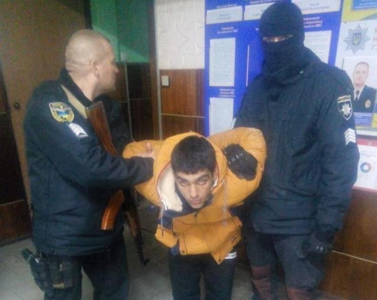 На Луганщине задержали грабителя, который сбежал из-под стражи / npu.gov.ua