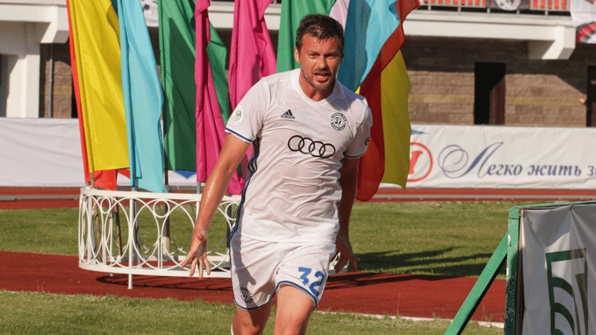 Милевский забил пятый гол в нынешнем сезоне / фото: ФК Динамо-Брест