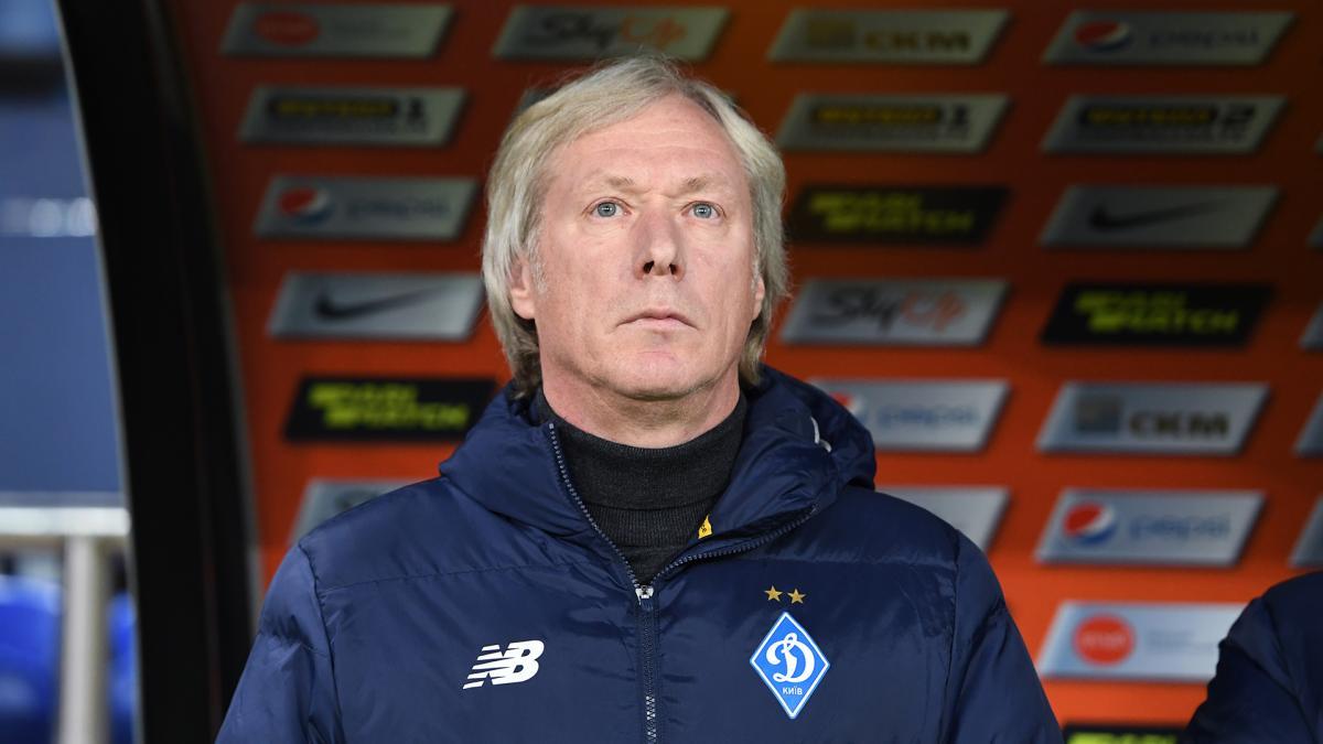 Михайличенко отметил, что команда не смогла выполнить план на игру / фото: ФК Шахтер