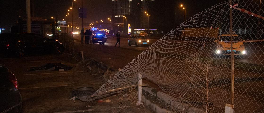 На місці ДТП загинула дівчина \ kiev.informator.ua