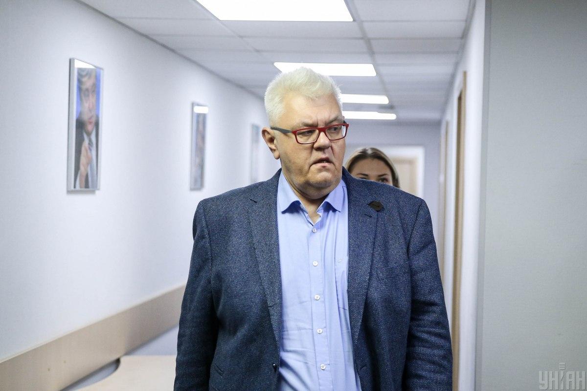 Сивохо сообщил о переносе даты презентации / фото УНИАН
