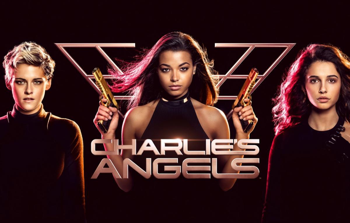"""""""Ангели Чарлі"""" - Історія про нове покоління сильних і прекрасних шпигунок / Columbia Pictures"""