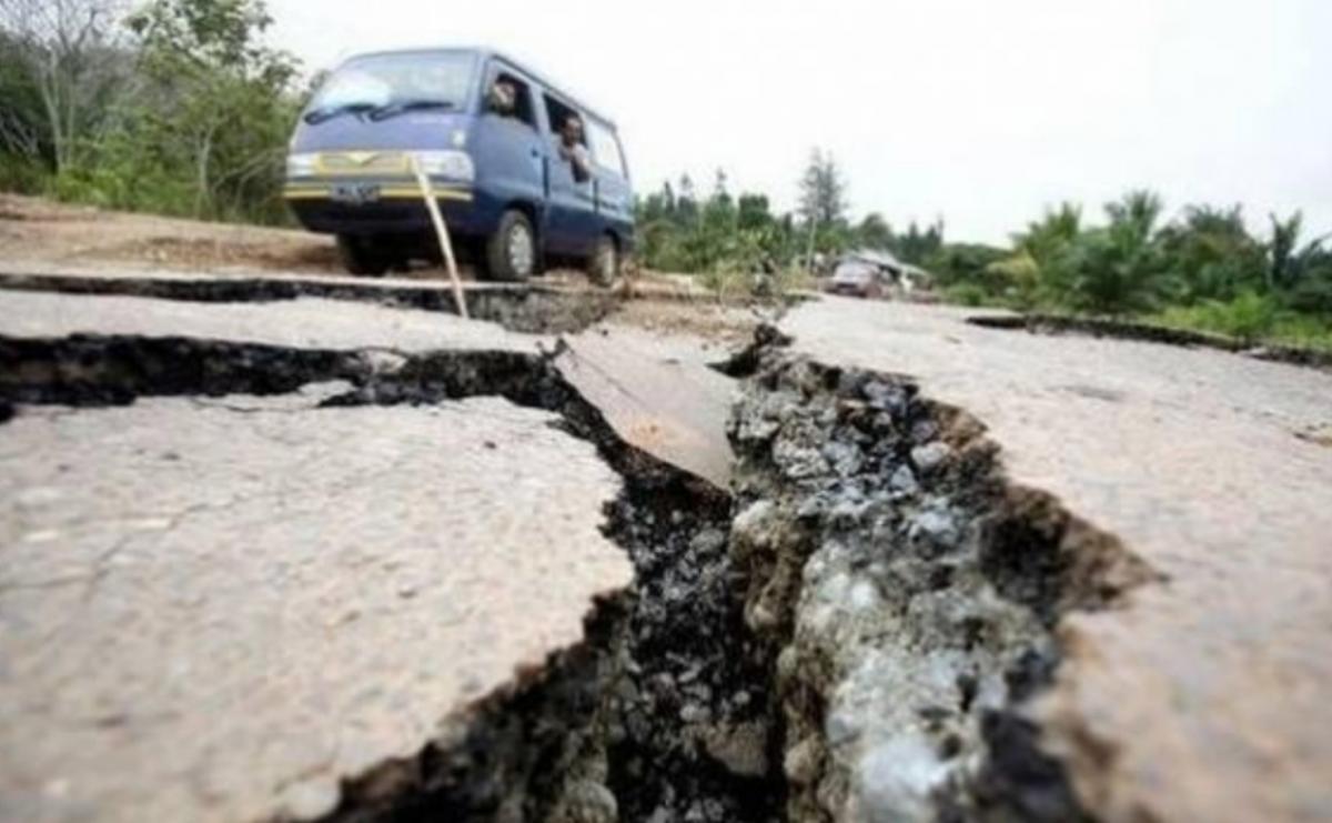 В результате землетрясенияранения получили трое людей / politeka.net