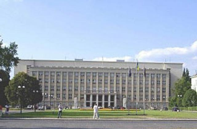 В облсовете считают, что в области должно бытьсформировано не четыре, а пятьрайонов / vedomosti-ua