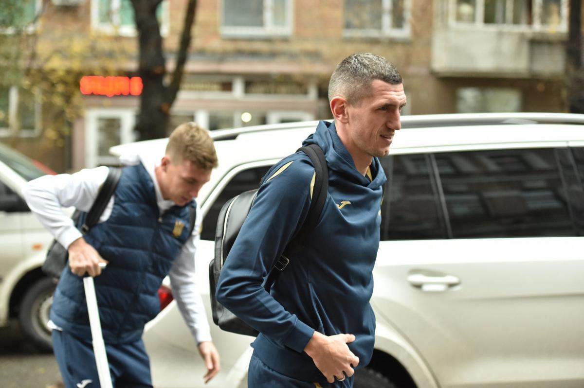 Команда начнет подготовку в Киеве / фото: УАФ