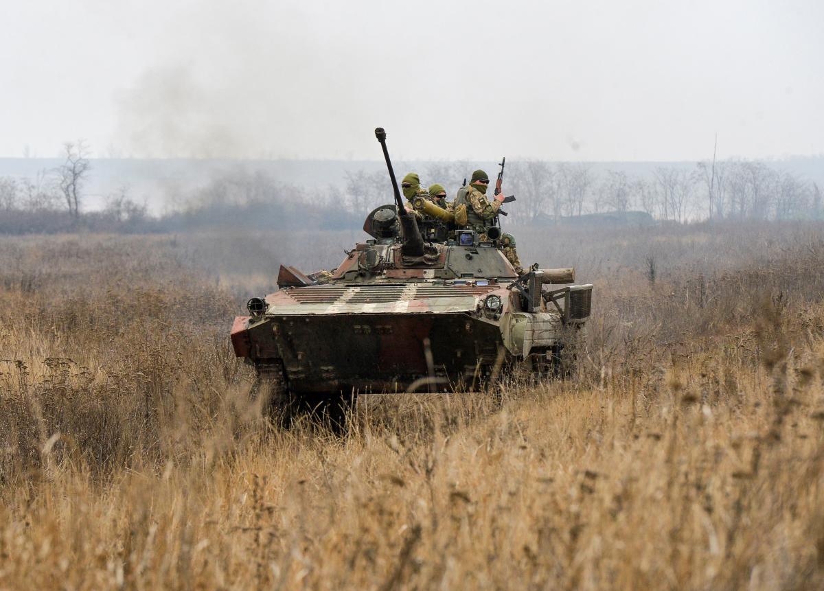 Увечері 29 жовтня в зоні проведення ООС на Донбасі зафіксовано низку обстрілів / фото REUTERS