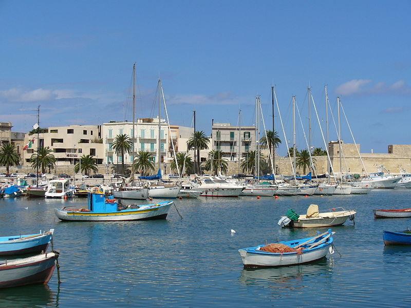 Бари - город-порт на юге Италии / Фото en.wikipedia.org