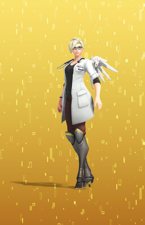 Новий вигляд персонажа можна відкрити у грі / скріншот