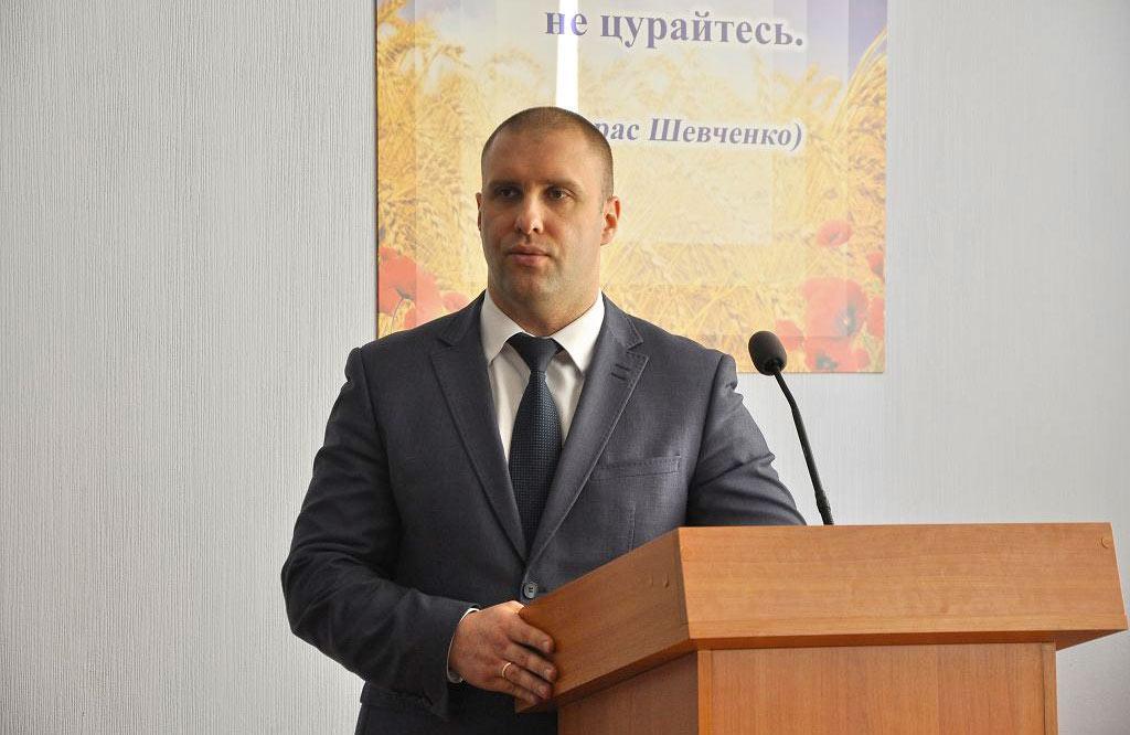 Олег Синєгубов стал главой Полтавской ОГА / фото poltava.to