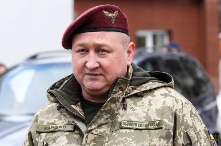 General Dmytro Marchenko / facebook.com/MinistryofDefence