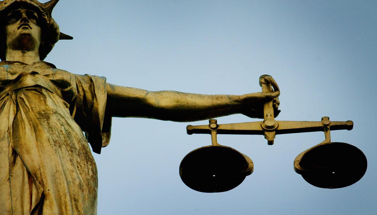 Городищенский суд отпустил обвиняемого под домашний арест / фото REUTERS