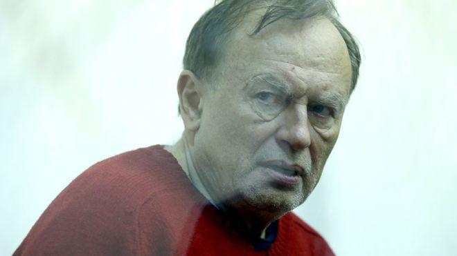 """Підозрюваний у жорстокому вбивстві попросив """"таких же, як він, співкамерників"""" / TASS"""