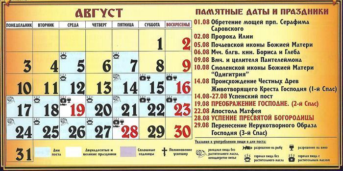 28 августа -Успение Пресвятой Богородицы / vedmochka.net
