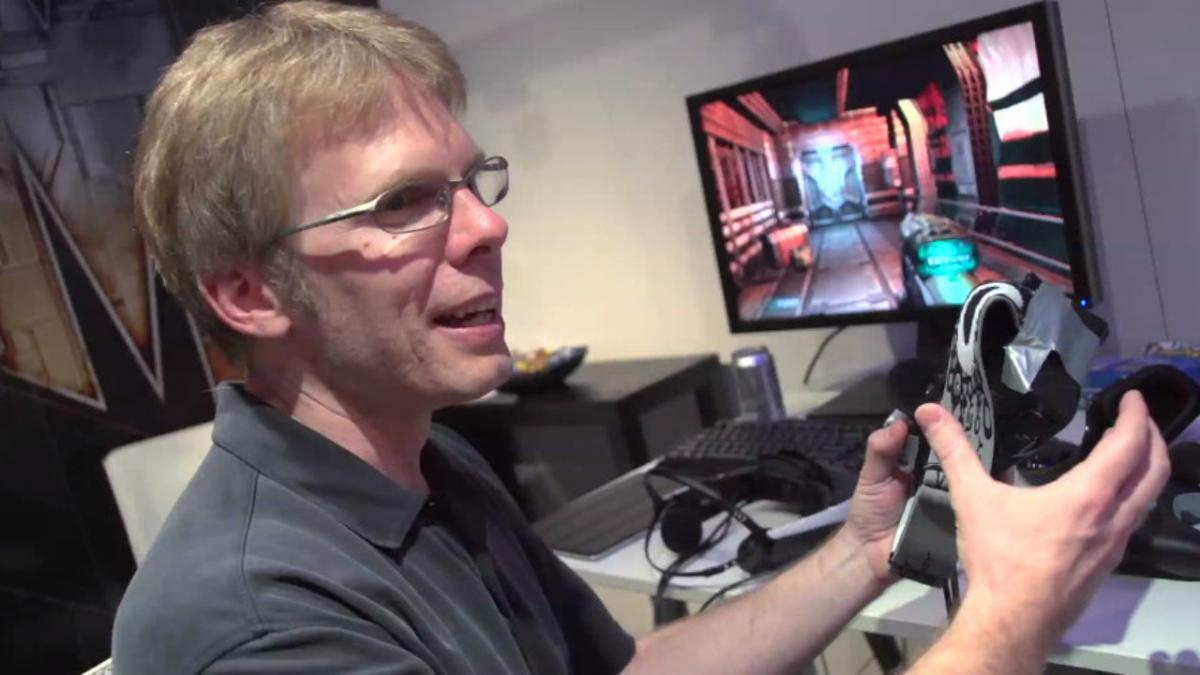 Отец культовой Doom получил премию VR Awards 2019 за жизненные достижения / giantbomb.com