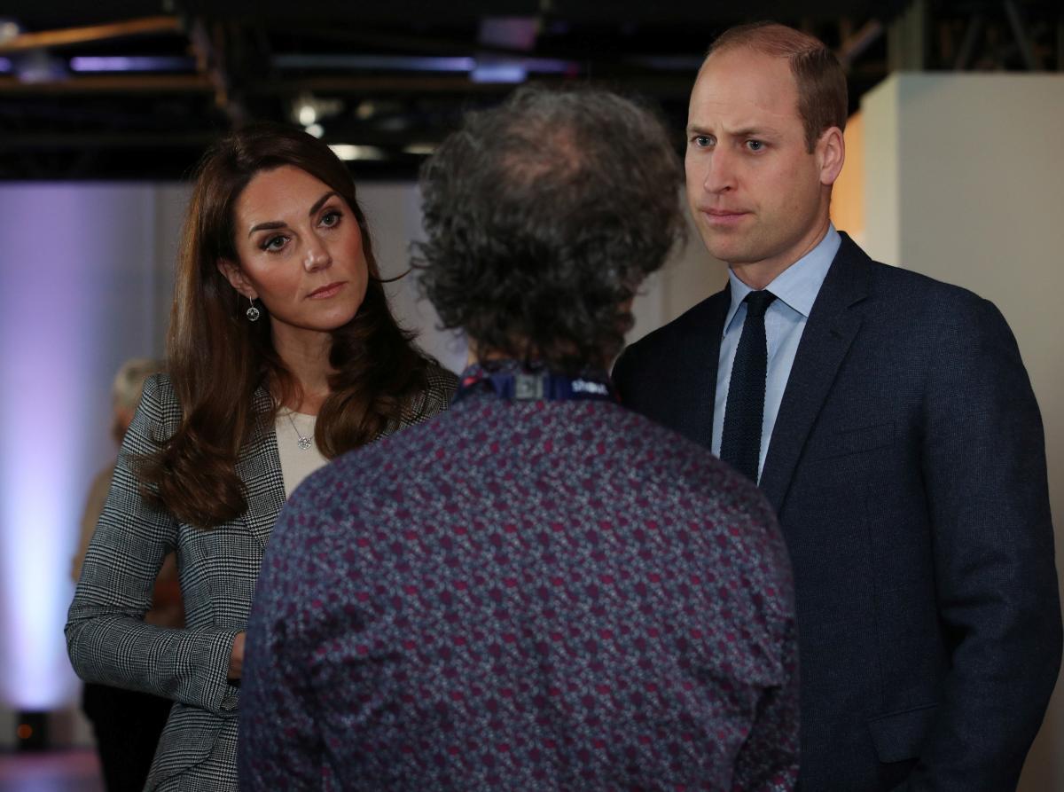 Кейт Миддлтон и принц Вильям \ REUTERS