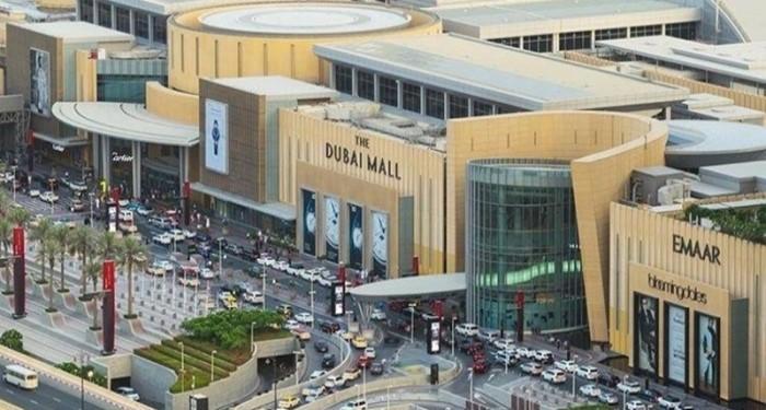 Dubai Mall займає територію понад 1,2 мільйона квадратних метрів / фото: dubai.in.ua
