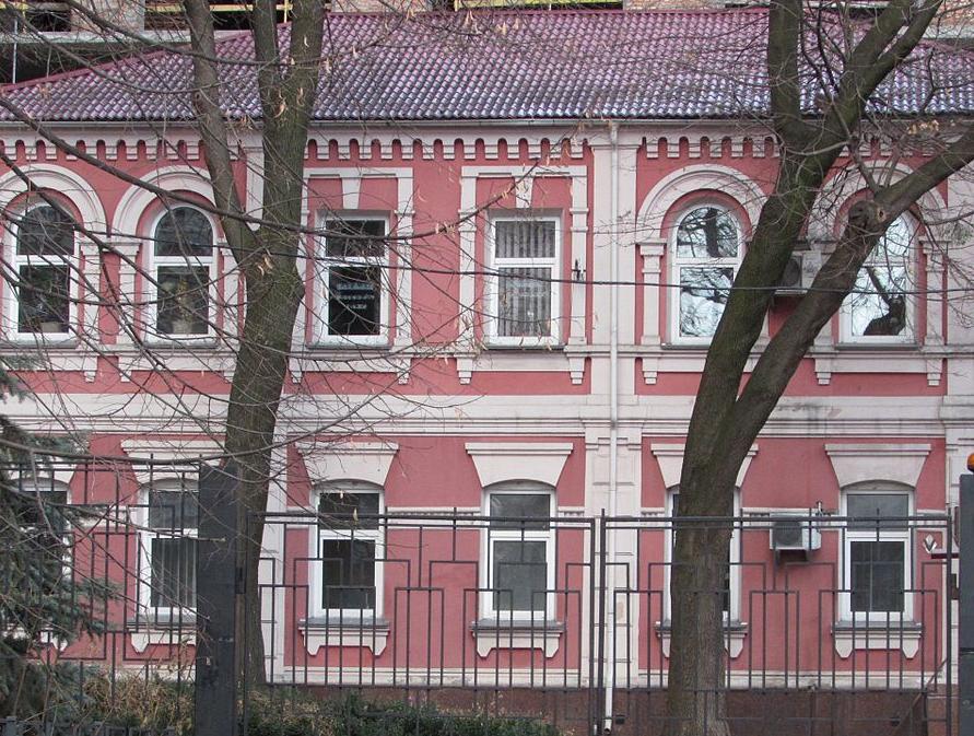 На улице Лабораторной в Киеве снесли памятник архитектуры / wikipedia.org