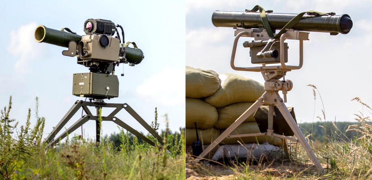 «Корсар», в частности, является легким переносным ракетным комплексом / armyinform.com.ua