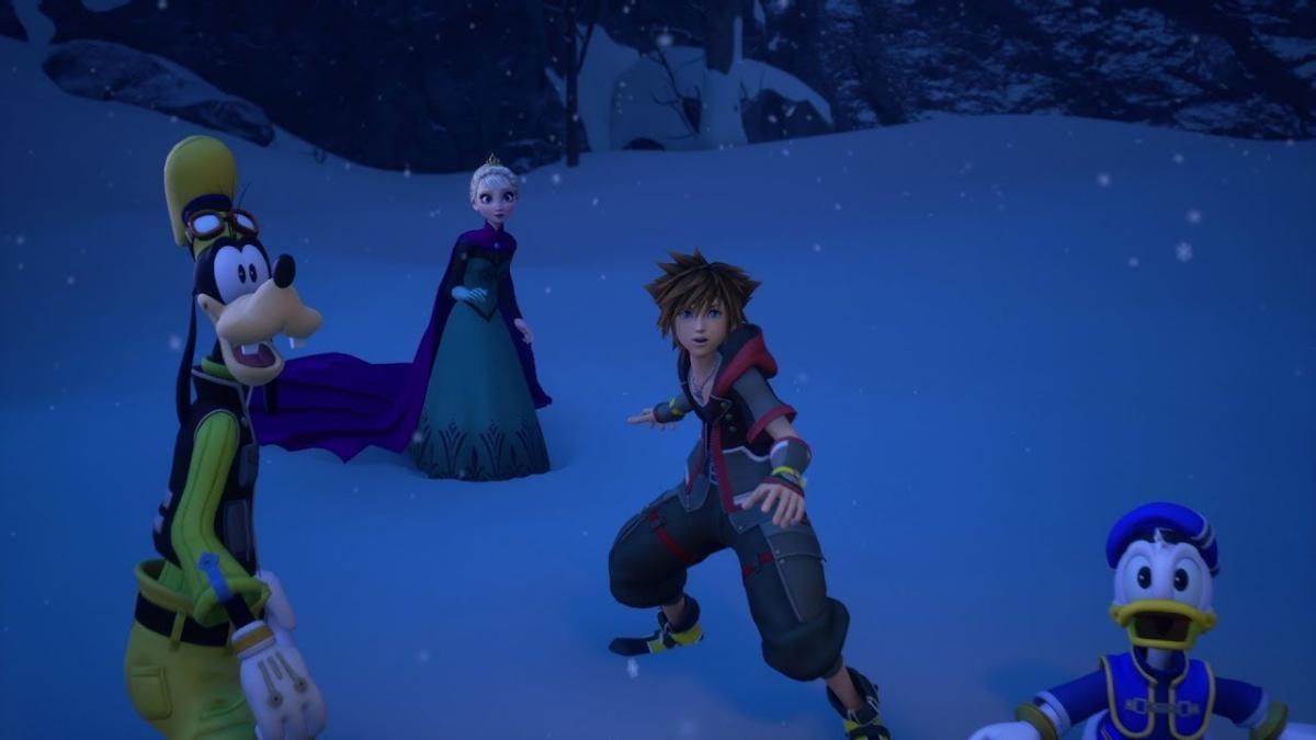 Kingdom Hearts III – главный герой Сора и персонажи Disney / Kingdomhearts.com