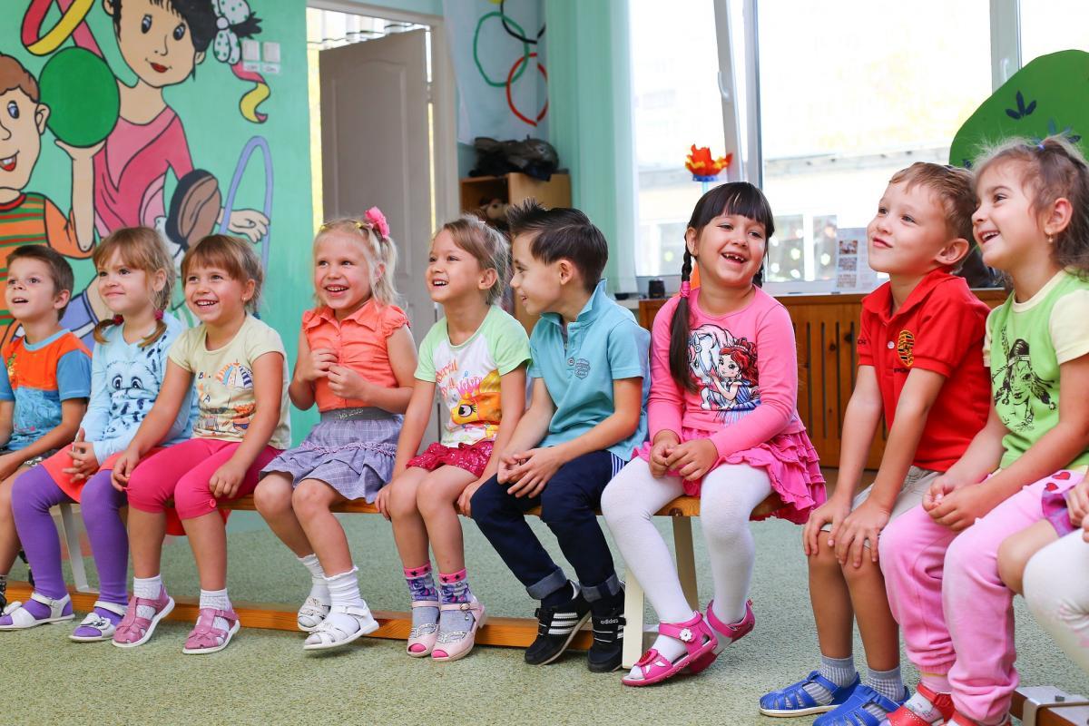 Обеспечивать детей и работников детсадов средствами защиты должны учредители заведений / фото Pixabay