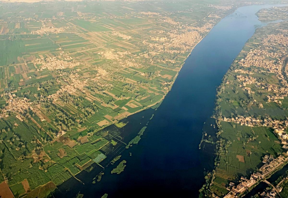 Река Нил / REUTERS