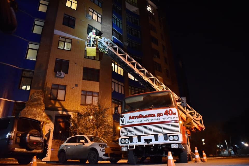 В Харькове провели спецоперацию по спасению летучих мышей / facebook.com/KharkivBatGroup