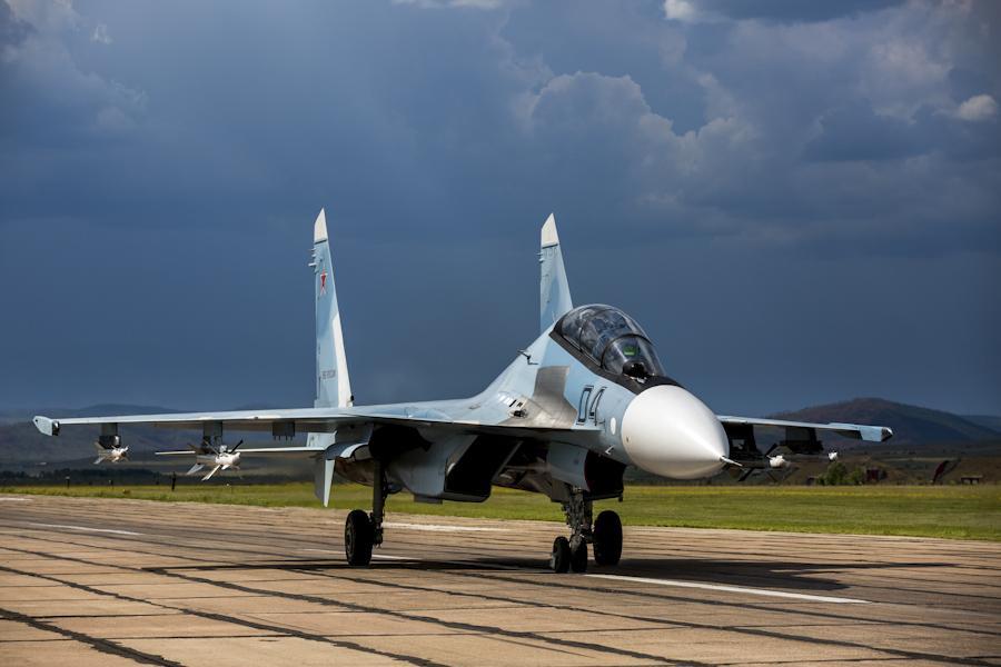 Беларусь хотела получить от РФ истребители Су-30СМ / Министерство обороны РФ